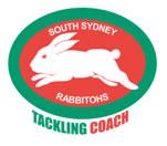 rabittohs tackling coach