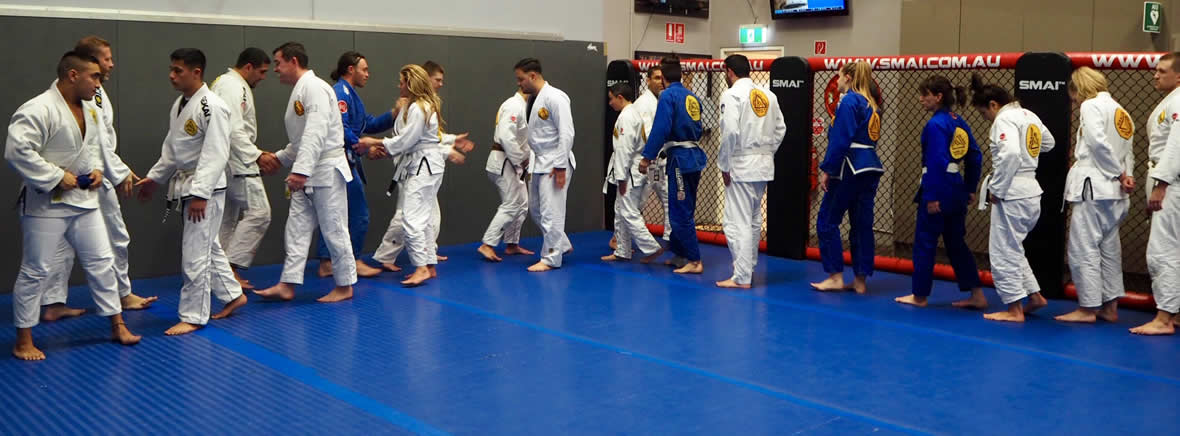 gracie jiu jitsu smeaton grange end of training