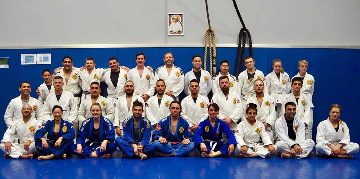 gracie jiu jitsu smeaton grange group photo